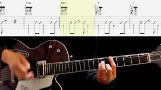Guitar TAB : Soldier Of Love (Lead Guitar) - The Beatles