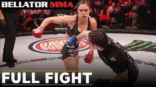 Bellator MMA: Lena Ovchynnikova vs. Helen Harper FULL FIGHT