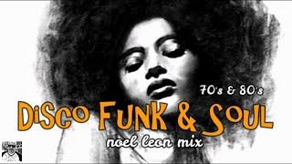 Classic Old School Disco Funk And Soul Mix #87   Dj Noel Leon