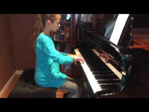 winter 2015 recital performance
