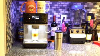 Making Coffee with the Miele 6310/6350 Bean to Cup Espresso Machine