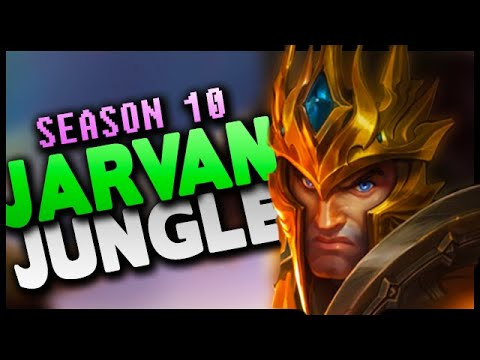 How to Play Jarvan Jungle in Season 10! Gameplay Guide - League of Legends