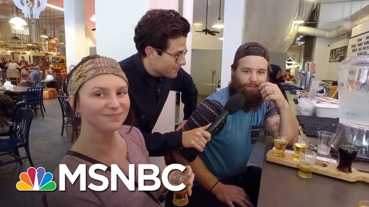 Millennials And Donald Trump | The Trump Equation | MSNBC thumbnail
