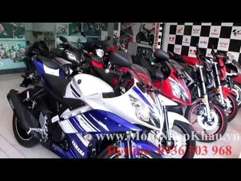 Tư vấn xe Yamaha R15 2014, giá Yamaha R15 2014