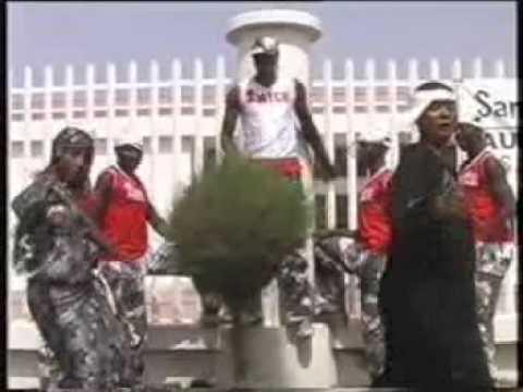(hausa movie song) zakka