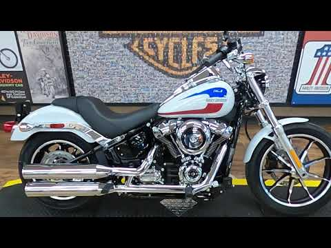 2020 Harley-Davidson Softail Low Rider