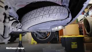 Mini Cooper Spare Tire