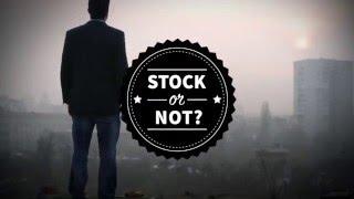Video-Thumbnail des Videos: Silhouette eines Mannes vor Großstadt, darüber in Bildmitte eine Siegel-Grafik, Aufschrift: 'Stock or not?'