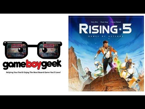 The Game Boy Geek Reviews Rising 5