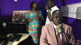 ELDER MIREKU AND SANDY ASARE LATEST POWERFUL LIVE WORSHIP