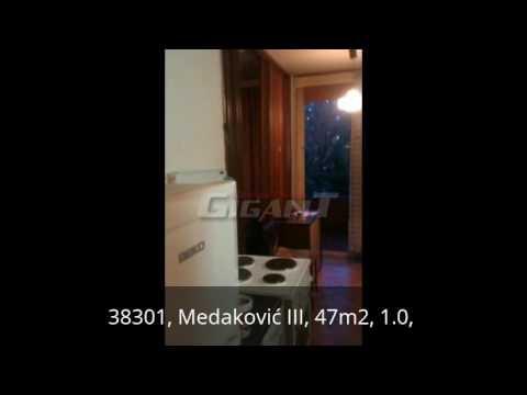 Vozdovac MedakoviĆ Iii 47m2 52000e