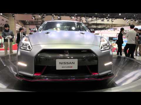2015 Nissan GT-R and GT-R Nismo - 2013 Tokyo Motor Show
