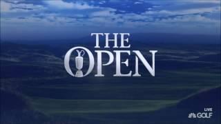 NBC Sports British Open intro - The return of Yanni's In Celebration of Man