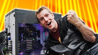 IT WORKS!!! - Six 8K Workstations, 1 CPU Finale