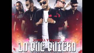Jowell & Randy Ft Divino, Farruko & Arcangel - Lo Que Quiero (Oficial Remix) (Version Extend) LETRA
