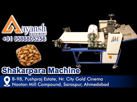 Methi Poori Making Machine