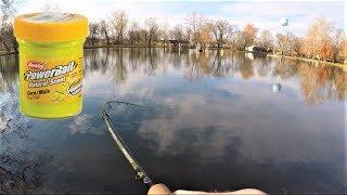 BEST Powerbait Rig/Setup - TROUT Fishing Ponds/Lakes