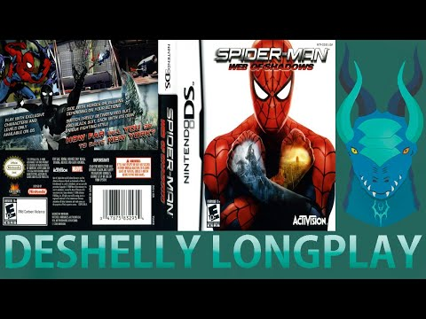 (L:81) Spider-Man: Web of Shadows DS Longplay