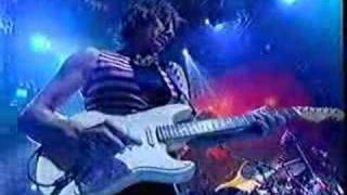 Jeff Beck Brush with the blues Video