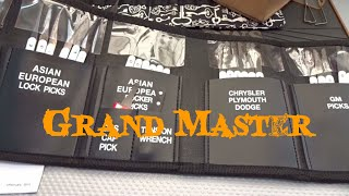 (809) Review: LT-620 Grand Master Automobile Lock Pick Kit