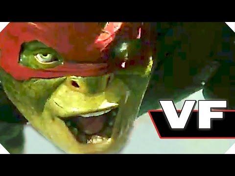 NINJA TURTLES 2 - Bande Annonce VF FINALE (2016)