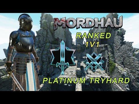 MORDHAU RANKED 1v1 | TRYHARD FOR PLATINUM