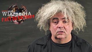 Melvins' Buzz Osborne - Wikipedia: Fact or Fiction?