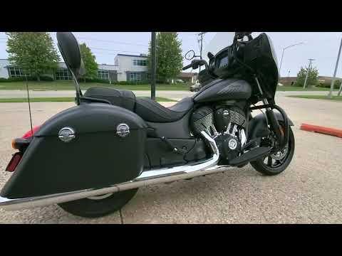 2018 Indian Chieftain® Dark Horse® ABS in Ames, Iowa - Video 1
