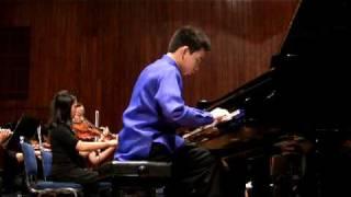 Ludwig van Beethoven: Piano Concerto No.3 in C Minor, Op. 37 (part 1) - Enzo