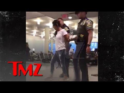 [TMZ] Gretchen Wilson Dares Cops To Arrest Her After Rowdy Flight | TMZ