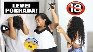 MÃE REAGINDO AOS FUNKS +18 (MC G15, MC DAVI, MC LAN) + PORRADA
