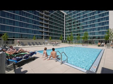 Lock in a scarce apartment at Lakeview's newest high-rise