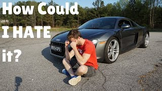 REASONS To NOT BUY An Audi R8!!
