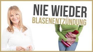 So bekommst Du nie wieder eine Blasenentzündung! | Dr. Petra Bracht | Gesundheit, Wissen, Ernährung