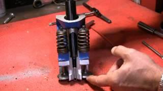 NAPA Service Tools Ford Broken Spark Plug remover SER #4663