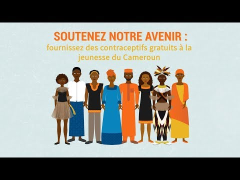 Support Our Future: Provide Free Contraceptives for Cameroon's Youth Video thumbnail