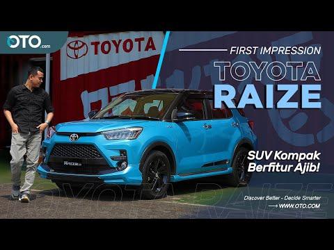 Toyota Raize | Compact SUV Baru Rp 200 Jutaan, Apa Hebatnya?