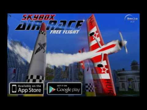 Video of AirRace SkyBox Free