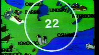 Global TV Sign Off 1982