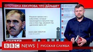 Евкуров уходит в отставку, Россия снова в ПАСЕ | ТВ-новости