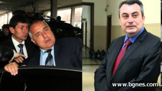 Бойко Борисов, Найденов и Кокинов в скандален разговор