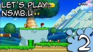 L'aventure New Super Mario Bros U   Encore là Toad ?   Episode 2