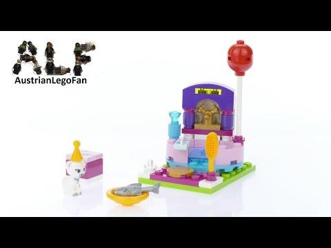 Vidéo LEGO Friends 41114 : Le cadeau du chat