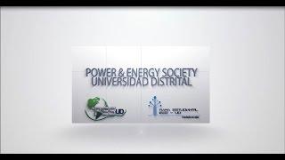 Gracias   Power and Energy Society - UDistrital   #ViveLaExperienciaIEEE