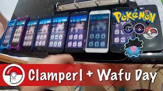 Clamperl  - (Pokémon) - Evento do Clamperl + Final de semana de Raids - Pokémon GO