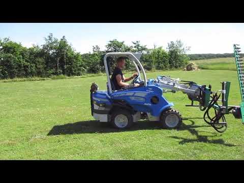 Video: Multione S525T Evolution læssemaskine 1