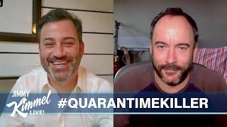 Jimmy Kimmel's Quarantine Minilogue – Trump Defies Experts, Quarantime Killers & Dave Matthews