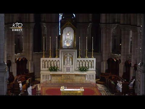 Prière du Milieu du jour du 2 octobre 2021 des Bénédictines du Sacré-Coeur de Montmartre