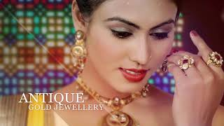 Antique Gold Jewellery Collection I Indian Jewelry Wholesale Supplier   Vijay Jewellers 916
