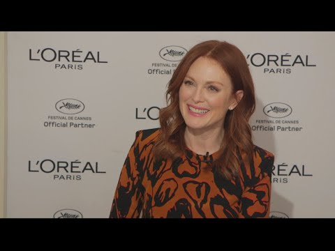 Cannes 2018: Julianne Moore on marriage, aging and her love of the festival